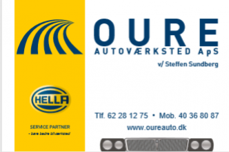 Logo Oure Autoværksted